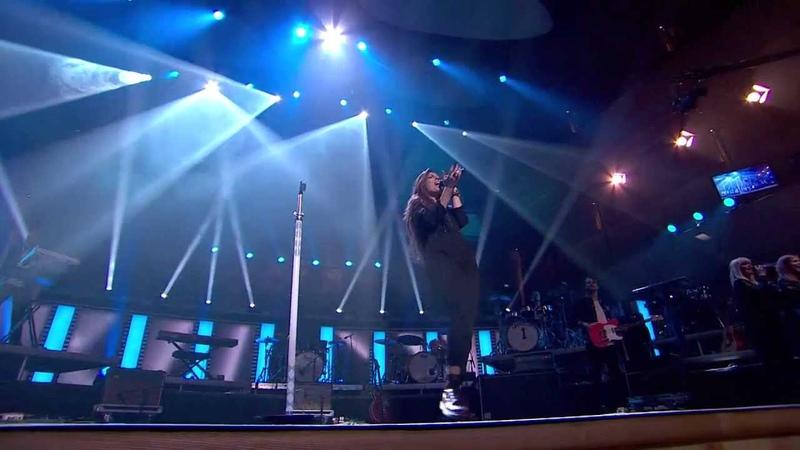 Gabrielle - Regn Fra Blå Himmel / Nattergal (live at Spellemann 2013)
