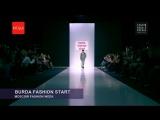 Я  открываю Финальный показ Реалити-шоу Burda Fashion Start на Неделе моды в Москве 2017 / Brand SVARKA / Model Alexander Dorofe