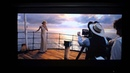Panasonic AE7000U- King Kong Video-Movie Scene on Ship