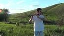 Bansuri flute in F (C)