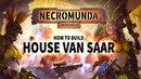 Necromunda - Build: House Van Saar.