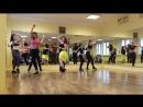 Импровизация под дарбуку Elissa Belly dance