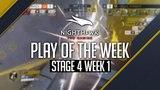Stage 4 Week 1 Nighthawk Pro Gaming Play of the Week Seoul Dynasty