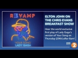 Lady Gaga - Your Song ( Elton John cover)