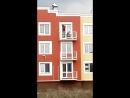 Шашлык на балконе. Новое Ступино. Люди такие люди :D