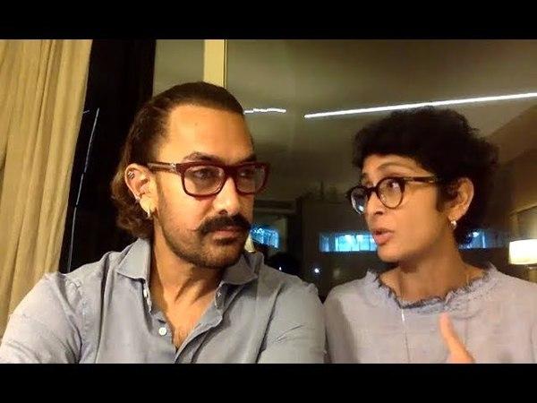 Aamir Khan's FB LIVE - (22/05/18) - Paani Foundation