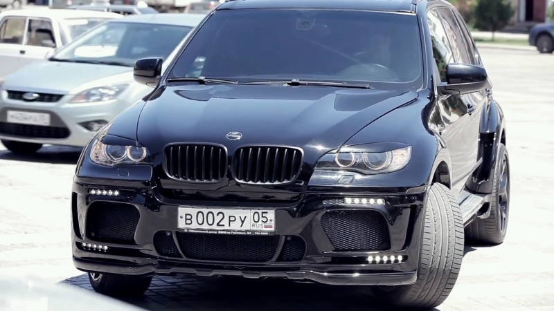 BMW X5 Hamann 670 HP