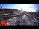 Воронежских трейнхопперов поезд увез в Липецк