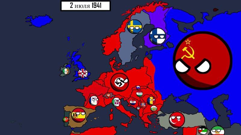 Вторая Мировая война до 9 мая 1945 Путь к Параду Победы 9 мая