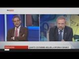 Con gli interventi di Claudio Borghi (LEGA), a SkyTG24-economia si parla di pensioni e di Legge Fornero e costi annessi - 13/01/