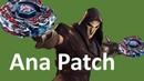 Overwatch | Ana Patch Chaos (Reaper Beyblade Origin)