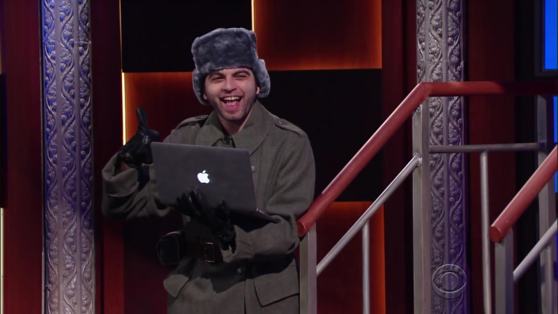 Russian Hack Attempt Thwarted By Late Show IT Department