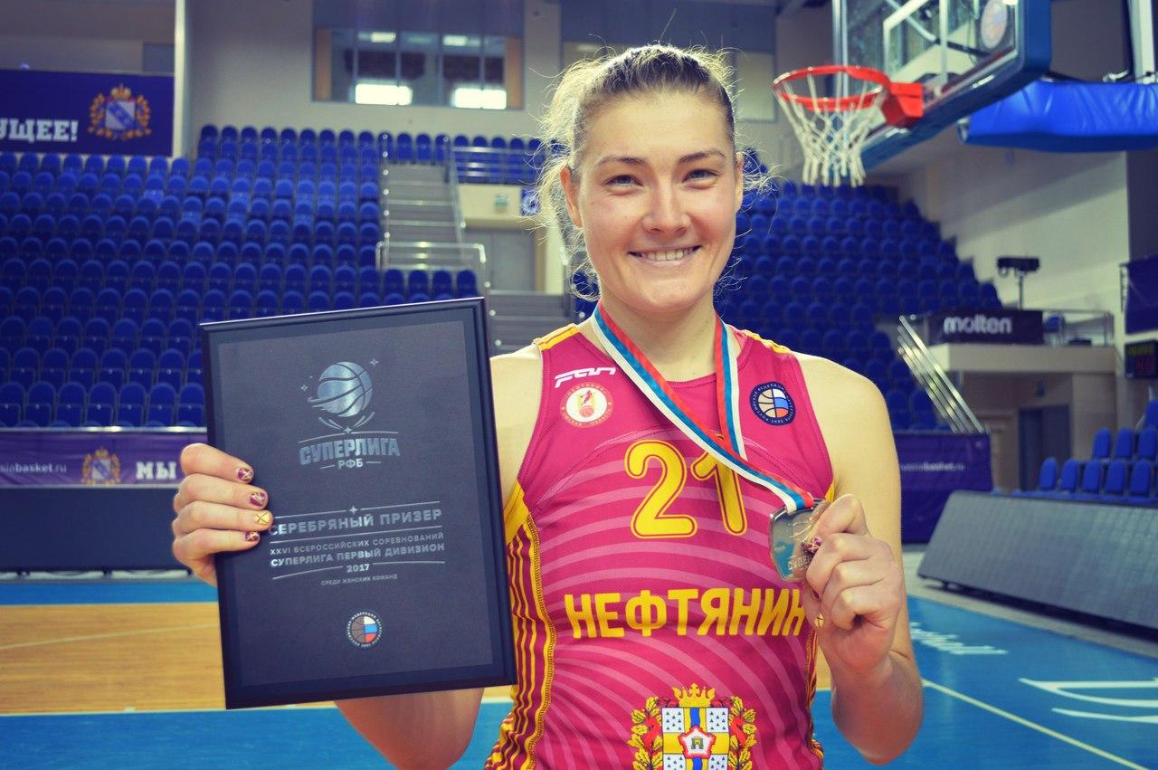 300 матчей Ксении Чинаевой!