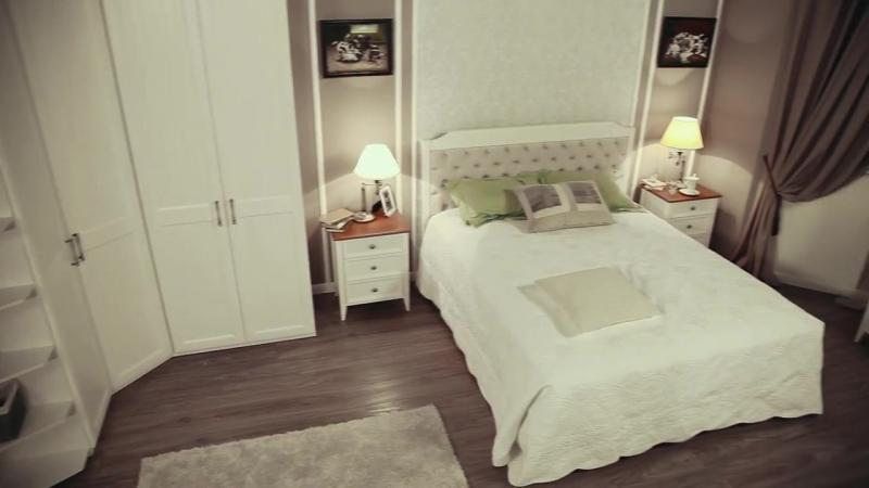 Спальня Маргарет