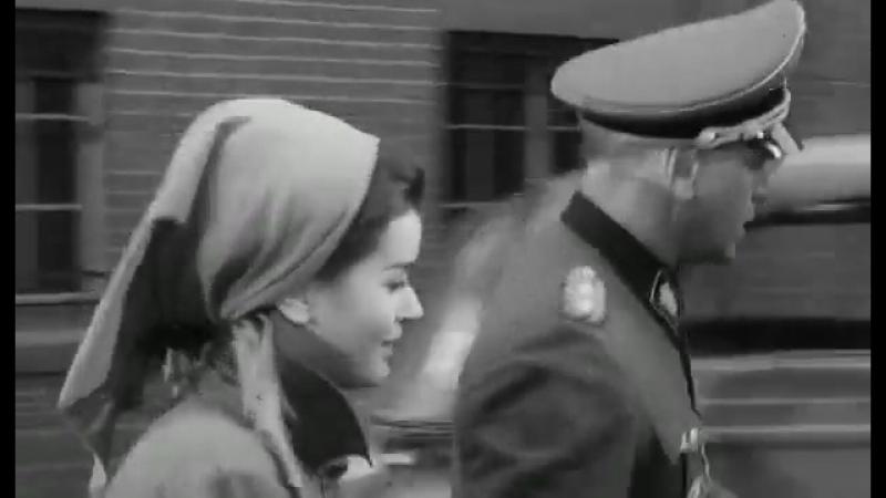 Агент поневоле (1961, ФРГ, Франция) комедия, триллер. 2 серия