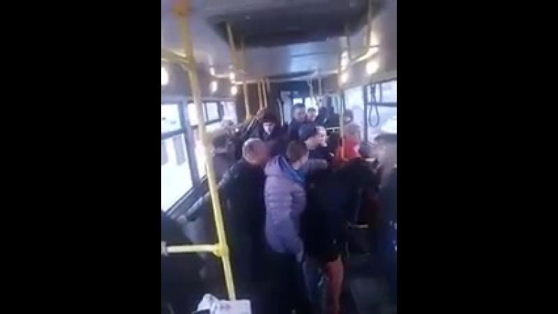 Кража в автобусе, Краснодар