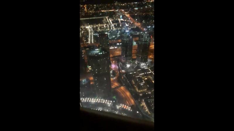 башня Бурдж Халифа 😍 ОАЭ. Дубай