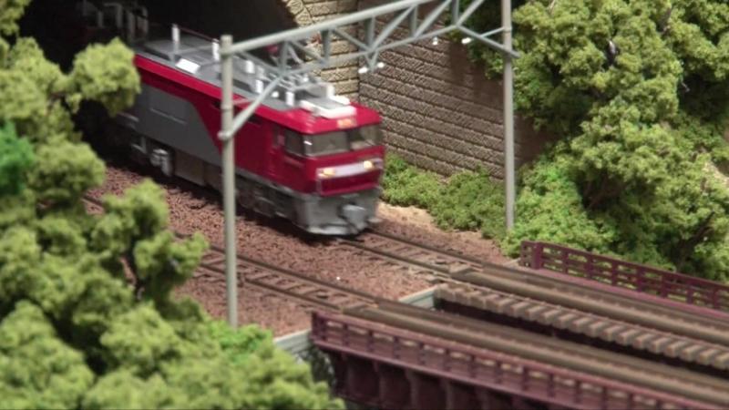 Nゲージ・鉄道模型 KATO EH500 タキ1000貨物列車 - yukikazeful