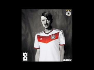 Hitler über die fussball wm