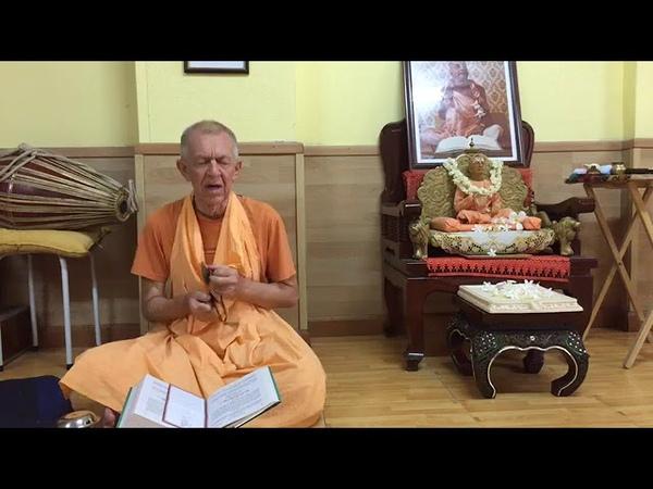 BVV Narasimha Swami, Jaya Radha Madhava, Bangkok, 06.07.2018