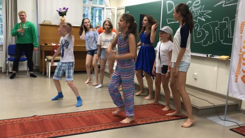 Dance battle 5 смена Wow-fi
