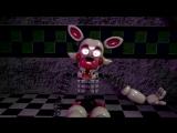 ( SFM - FNAF ) Мангл ( Игрушка Фокси-Toy Foxy )