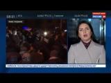 Саакашвили задержан, его сторонники переместились к СИЗО