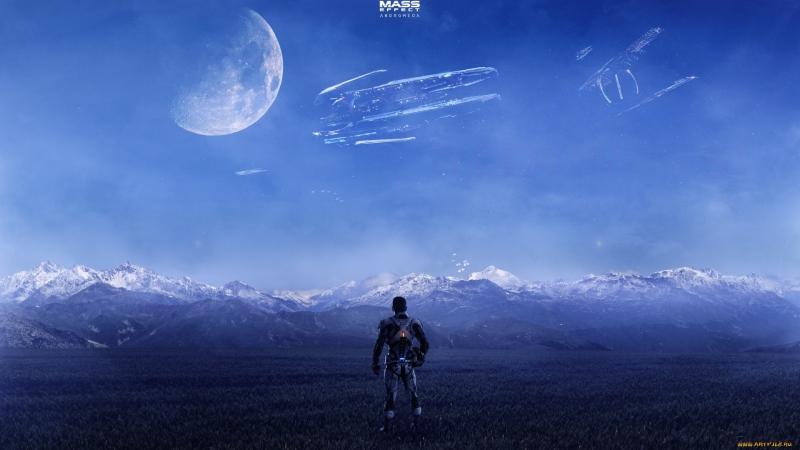 Mass Effect: Andromeda Компания 5