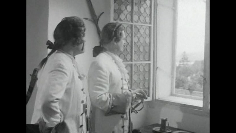 Капитан Тенкеш 3 серия Венгрия Приключения 1963