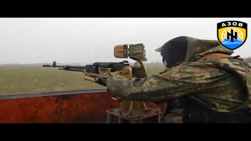 Ukrainische Asow Kämpfer bereiten sich auf weltweite Bürgerkriege vor (geplanter NWO-Kollaps) in ein paar Jahren