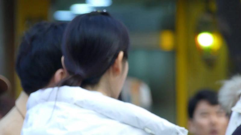 171104 홍대 가영 직캠 버스킹 공연 스텔라 걷고싶은거리 청춘할배 평창 민요 살리기