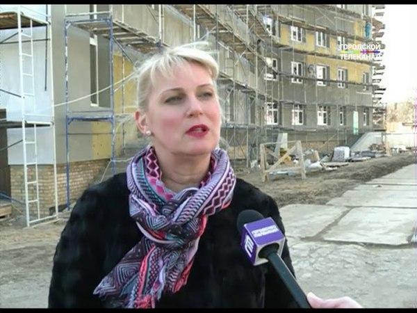 В Ярославле завершают возведение пристройки к школе №43