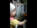 радка сама готовит