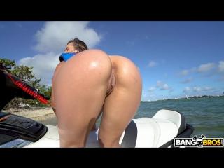 Kelsi Monroe (Kelsi Monroe's Island)[2017, Big Ass, Big Booty, Cum Shot, Facial, Latina, Pornstar, HD 1080p]