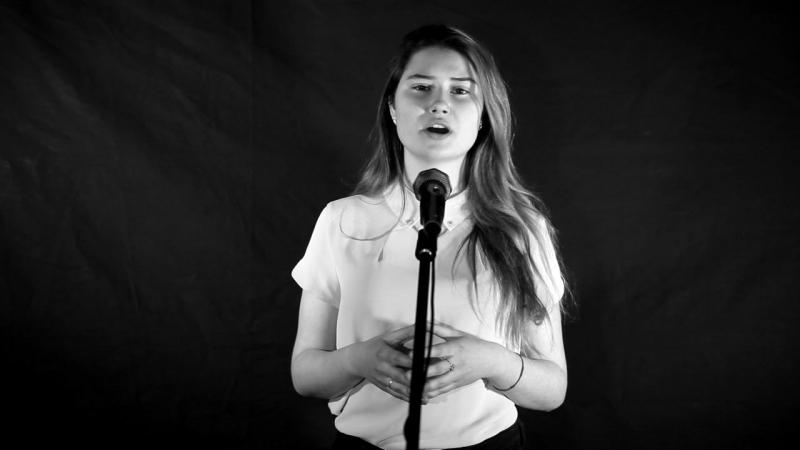 Открытый микрофон. Дарья Иванова
