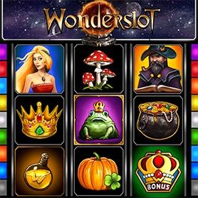 Wonderslot - игровой автомат