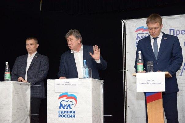 Состоялись дебаты среди усть-илимских претендентов в Заксобрание