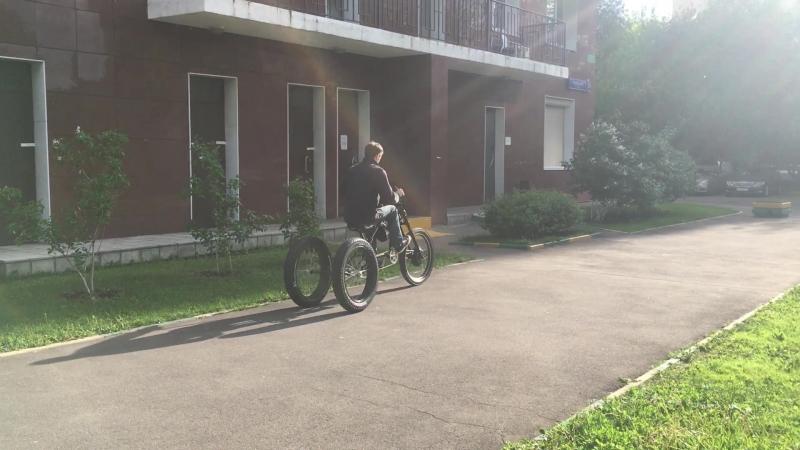 Электротрайк / электротрицикл