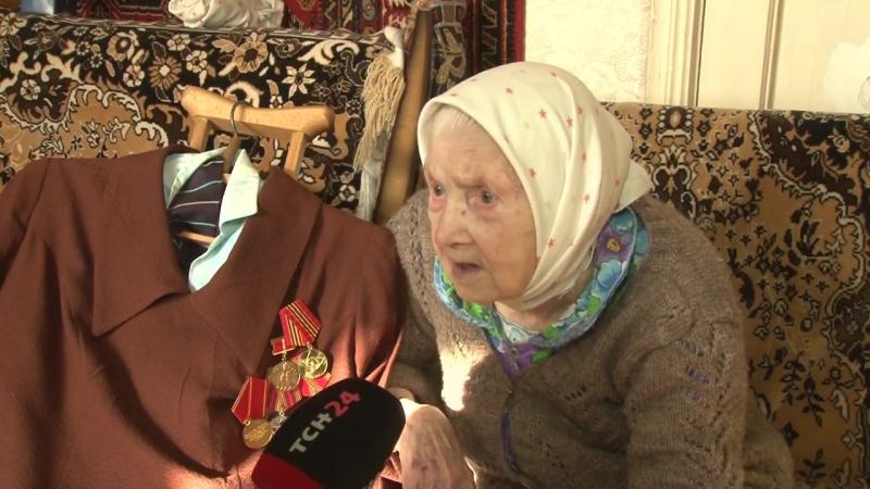 Сюжет ТСН24_ Ветеран Великой Отечественной войны живет в доме, захваченном насек