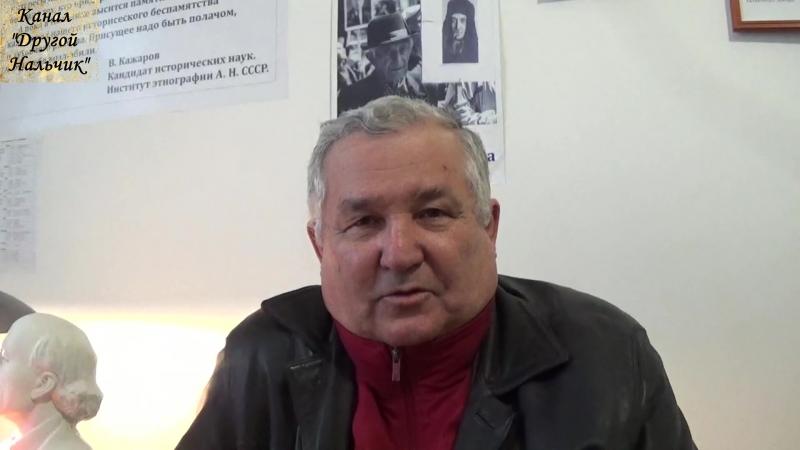 Исхак Кучуков и Олег Гусейнов об облике Нальчика и точечных застройках