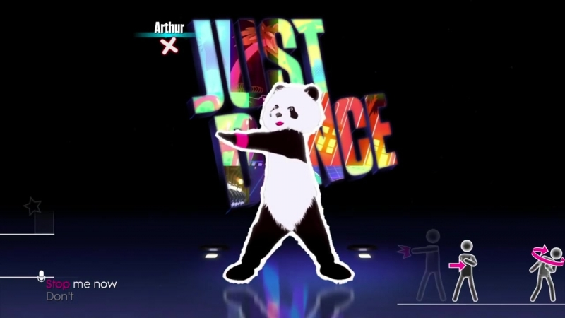 Just Dance 2017 - Dont Stop Me Now - Alternativa