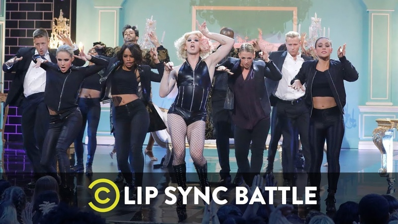Lip Sync Battle - Johnny Weir