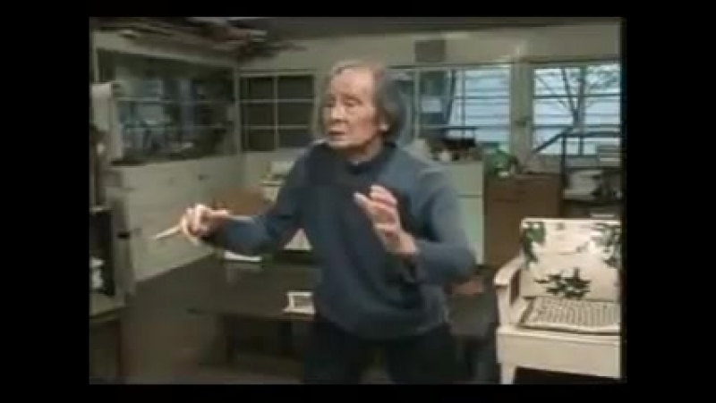 RIP_ 大野一雄 Kazuo Ohno (1906-2010)