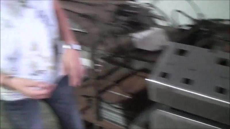 جولة للتعرف علي مراحل تصنيع ماكينات فك وتركيب الشيب بداخل مصنع WDS مع الوكيل ايجي شيب