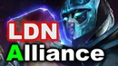 ALLIANCE vs London eSports - EU Open Quals FINAL - TI8 DOTA 2