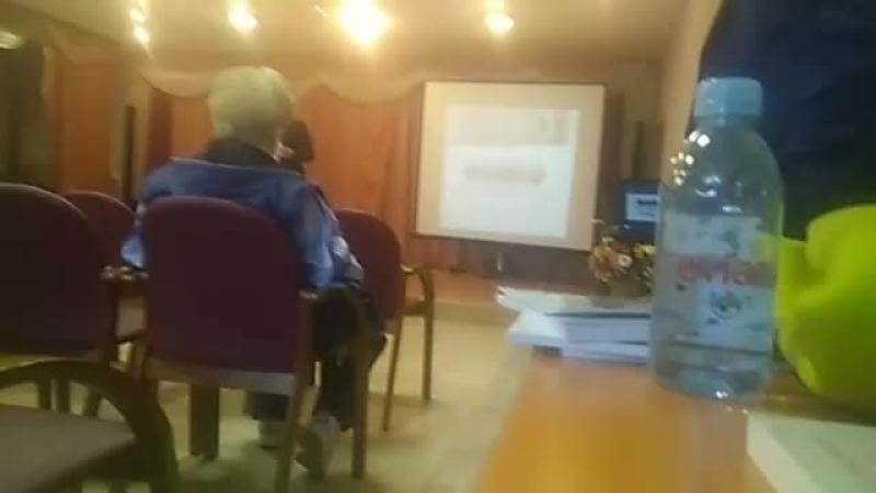 презентация сборников рифмоград