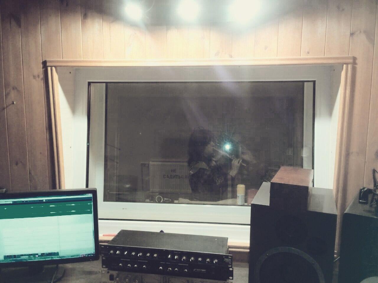 Запись 4 студийного альбома!