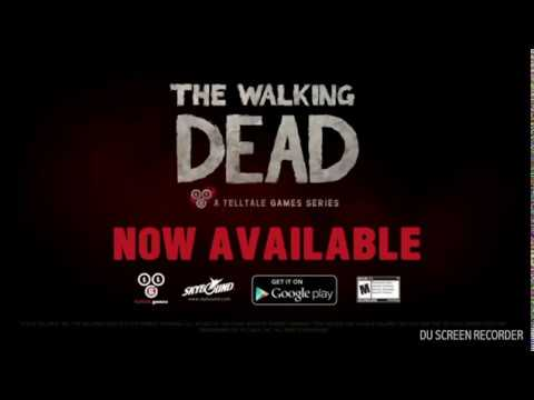The walking dead A new game that I will play is an unobserved note for weak hearts