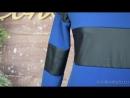 Платье Модель П 2085 светло-синее (48-60) 1780р. [СОНЛАЙН_Интернет-магазин]