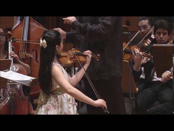 F. Mendelssohn: Violin Concerto In E Minor Op. 64 Paloma So Violin Dariusz Mikulski TPO